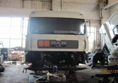 Розборка вантажівок МАН ТГА, МАН ТГА, МАН ТГЛ